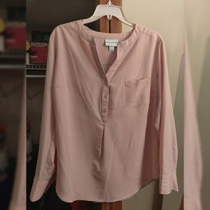Pure Energy Blush Blouse